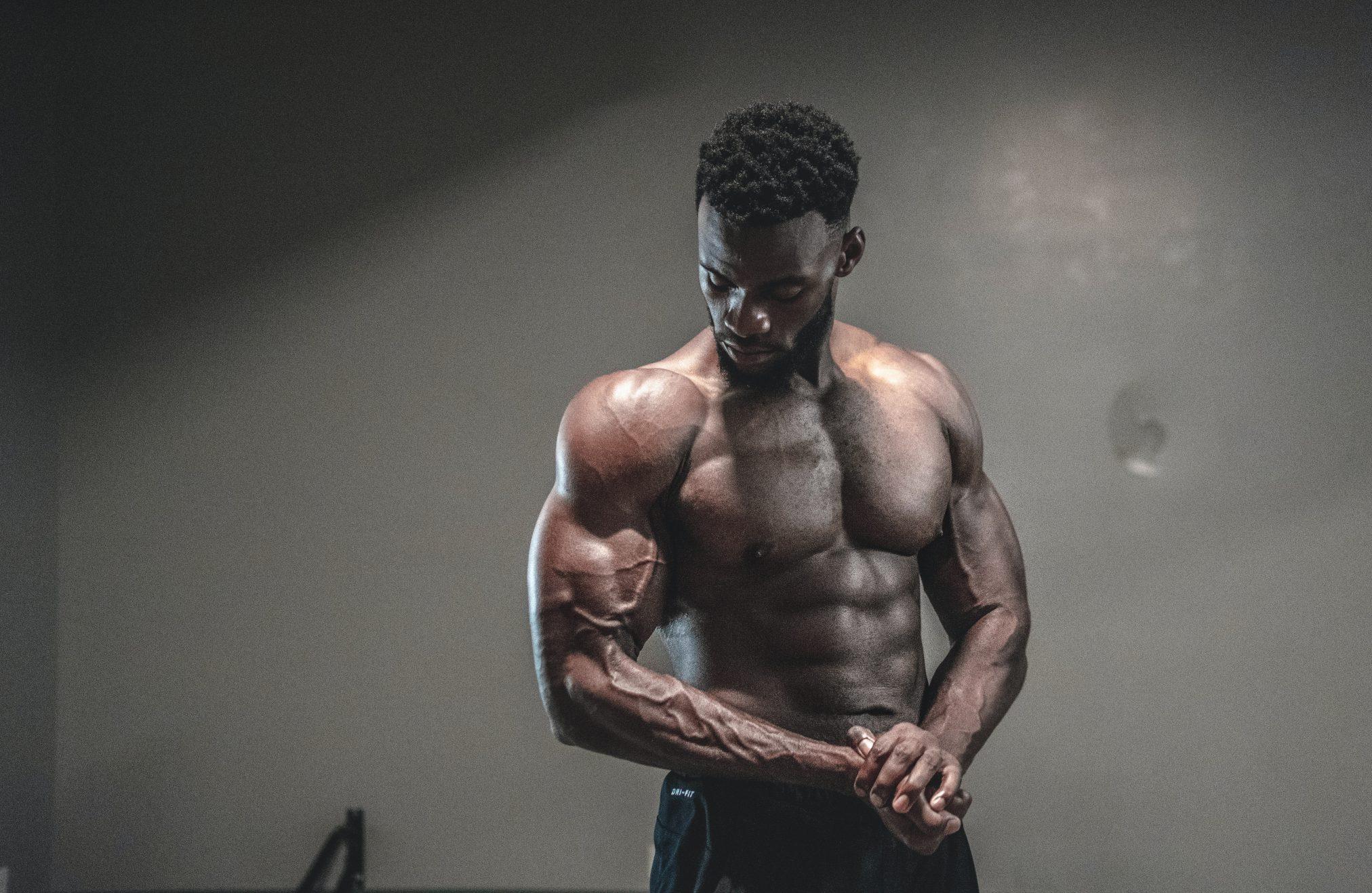 Proteína para aumentar músculo